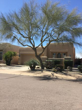 Rent this 2 bed house on 9583 East Raindance Trail in Scottsdale, AZ 85262