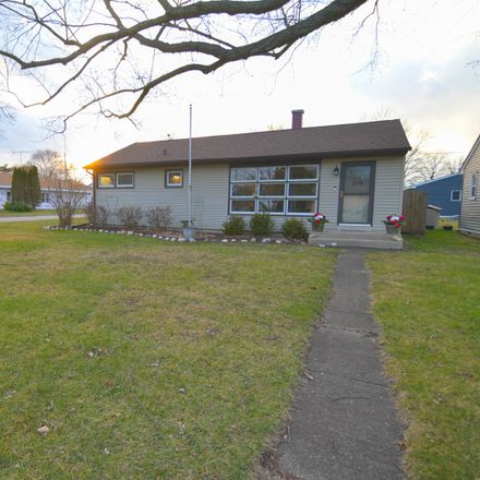 Rent this 3 bed house on 1046 Landon Avenue in Winthrop Harbor, IL 60096