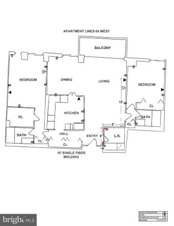 Rent this 2 bed apartment on N Park Ave in Chevy Chase, MD
