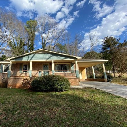 Rent this 3 bed house on 123 Floy Dr in Seneca, SC