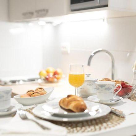 Rent this 1 bed apartment on Duplančića Dvori 3 in 21000 Split, Croatia