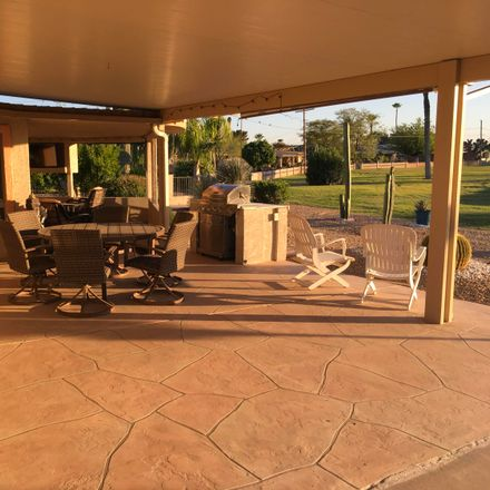 Rent this 3 bed house on 10315 West Sahara Drive in AZ 85351, USA