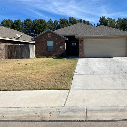 Rent this 3 bed house on 2904 Boardwalk in Midland, TX 79705