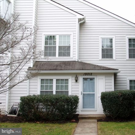 Rent this 3 bed condo on 19012 Bronco Drive in Germantown, MD 20874