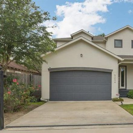 Rent this 4 bed apartment on 5240 Maxie Street in Houston, TX 77007