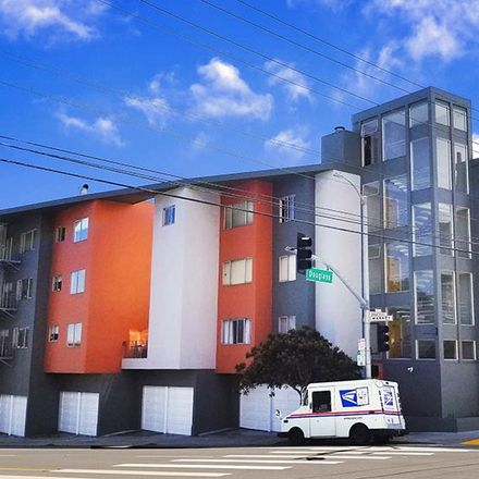 Rent this 2 bed apartment on 4496 19th Street in San Francisco, CA 94114