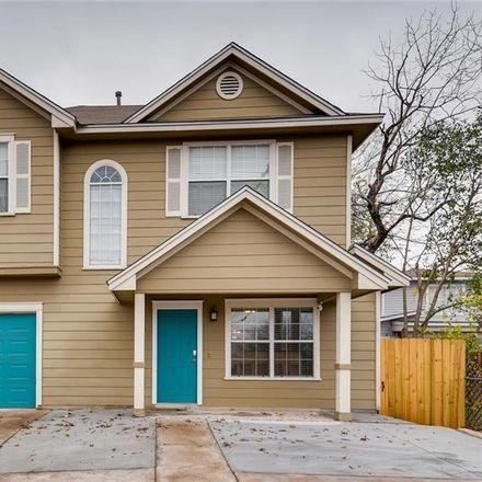 Rent this 3 bed house on East 12th Street in Austin, TX 78702