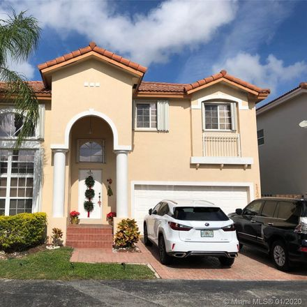 Rent this 4 bed house on 11247 Northwest 58th Terrace in Doral, FL 33178
