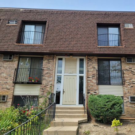 Rent this 2 bed condo on 207 North Waters Edge Drive in Glendale Heights, IL 60139
