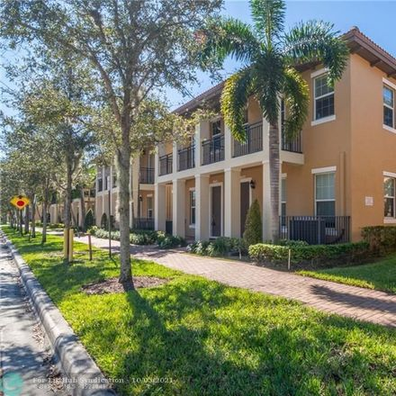Rent this 3 bed townhouse on 1136 Southwest 147th Avenue in Pembroke Pines, FL 33027