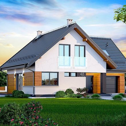 Rent this 5 bed house on 188 in 36-040 Lutoryż, Poland