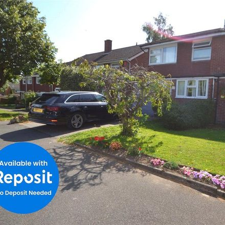 Rent this 3 bed house on Ingham Way in Birmingham B17, United Kingdom