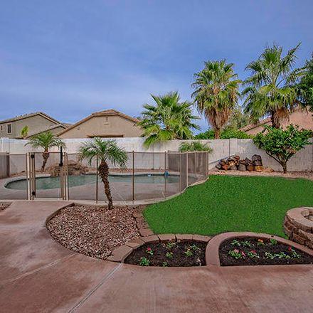 Rent this 4 bed loft on 15606 West Marconi Avenue in Surprise, AZ 85374