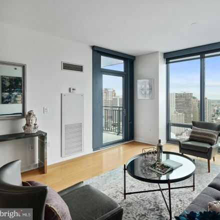 Rent this 1 bed apartment on The Murano in 2101 Market Street, Philadelphia