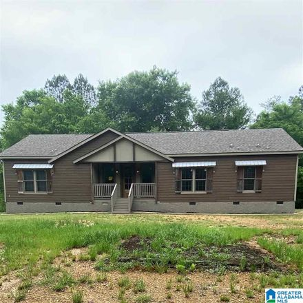 Rent this 3 bed house on 2572 Elvester Rd in Warrior, AL