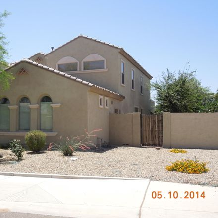 Rent this 4 bed house on North 157th Avenue in Goodyear, AZ 85395