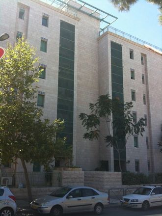 Rent this 1 bed apartment on Bonhontura 5 in Jerusalem, Israel
