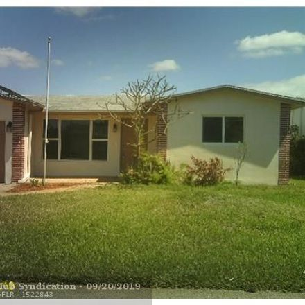 Rent this 3 bed house on North Lauderdale