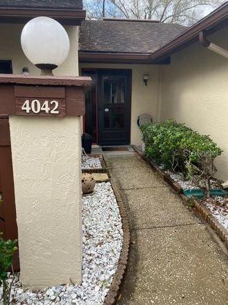 Rent this 2 bed apartment on Honeylocust Court in Palm Harbor, FL 34684
