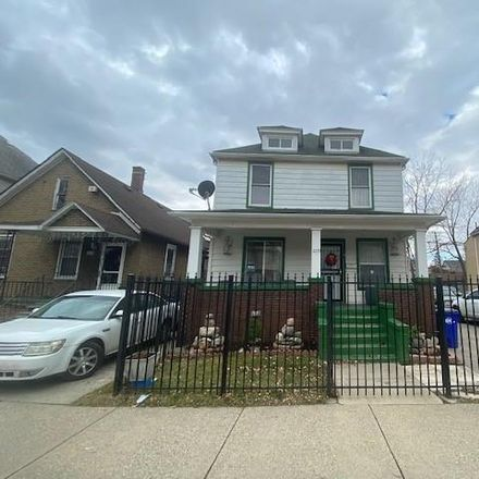 Rent this 4 bed house on 2175 Lansing Street in Detroit, MI 48209