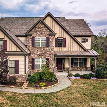 Rent this 5 bed house on 408 Holsten Bank Way in Cary, NC 27519