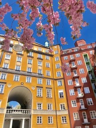 Rent this 1 bed apartment on Völundsgatan 11  Stockholm 113 21