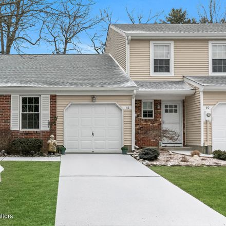Rent this 2 bed townhouse on 52 Redwood Drive in Eatontown, NJ 07724