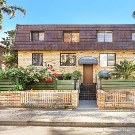 Rent this 1 bed apartment on 18/7 Botany  Street