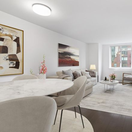 Rent this 1 bed condo on 225 Rector Place in New York, NY 10280