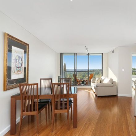 Rent this 1 bed apartment on 502/1 Adelaide Street