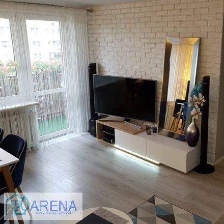 Rent this 3 bed apartment on Józefa Cieszkowskiego in 41-303 Dąbrowa Górnicza, Poland