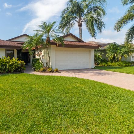 Rent this 2 bed house on 6770 Touchstone Circle in North Palm Beach Heights, FL 33418