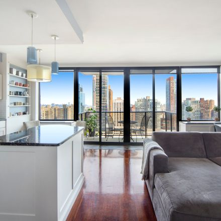 Rent this 1 bed condo on The Alfred in 161 West 61st Street, New York