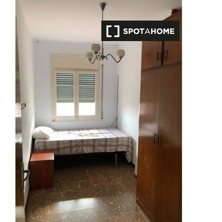Rent this 1 bed room on Carrer de Trullols in 7I, 08035 Barcelona