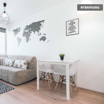 Rent this 1 bed apartment on Šv. Stepono g. in Vilnius 01139, Lithuania