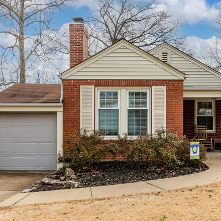Rent this 2 bed house on 8912 Harrison Avenue in Brentwood, MO 63144
