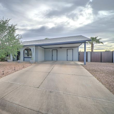 Rent this 3 bed house on 3001 North el Dorado Drive in Chandler, AZ 85224