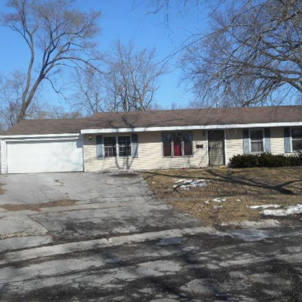Rent this 3 bed house on 2019 216th Court in Sauk Village, IL 60411