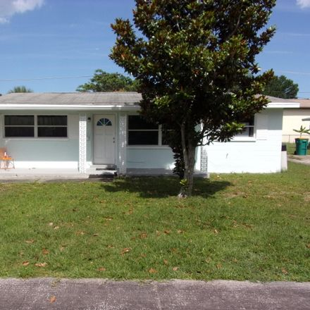 Rent this 3 bed house on Clarke Ave in Melbourne, FL