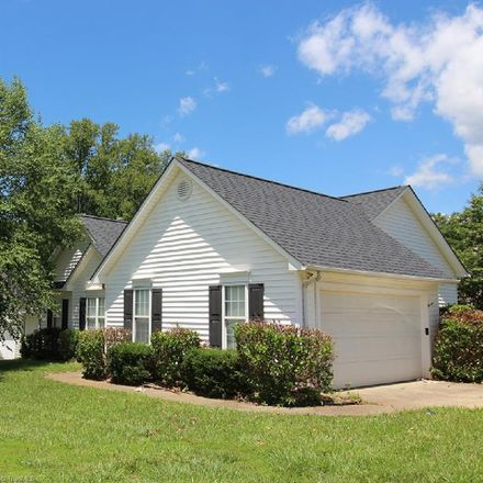 Rent this 3 bed house on 5303 Carriage Woods Dr in Browns Summit, NC