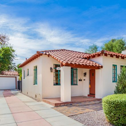 Rent this 2 bed house on 509 West Coronado Road in Phoenix, AZ 85003