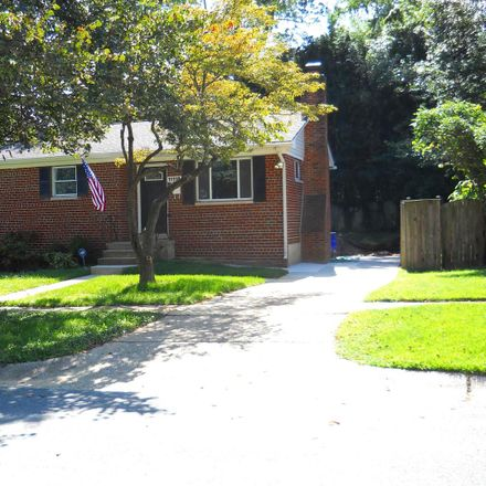 Rent this 3 bed house on 11118 Rock Rd in Rockville, MD