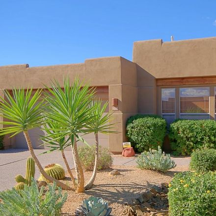 Rent this 2 bed house on 9670 East Chuckwagon Lane in Scottsdale, AZ 85262