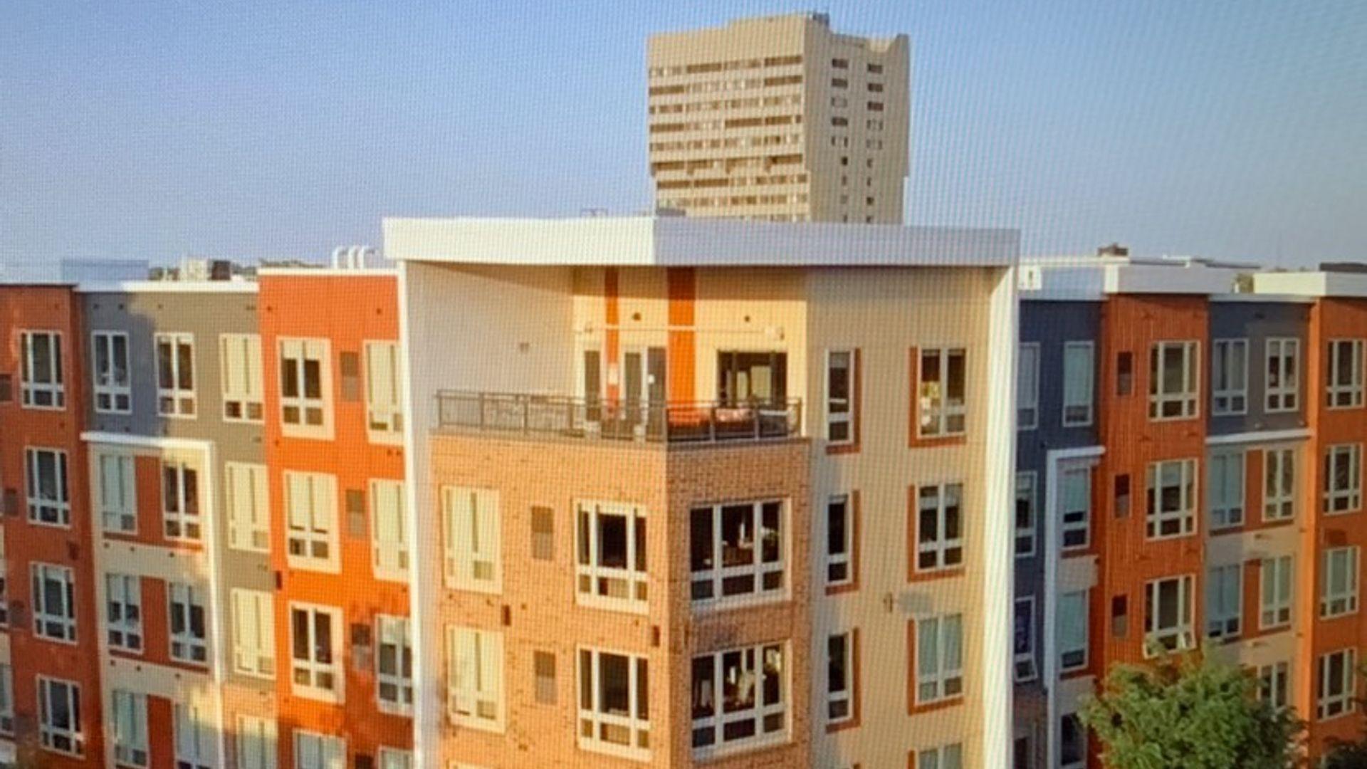 1 bedroom apartment at sheridan global arts