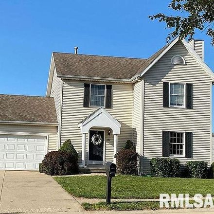 Rent this 3 bed house on 3717 Castle Hill Boulevard in Springfield, IL 62712