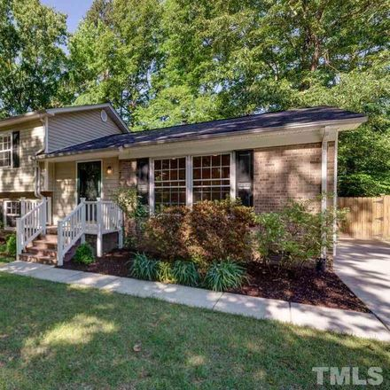 Rent this 4 bed house on 526 Colony Woods Drive in Chapel Hill, NC 27517