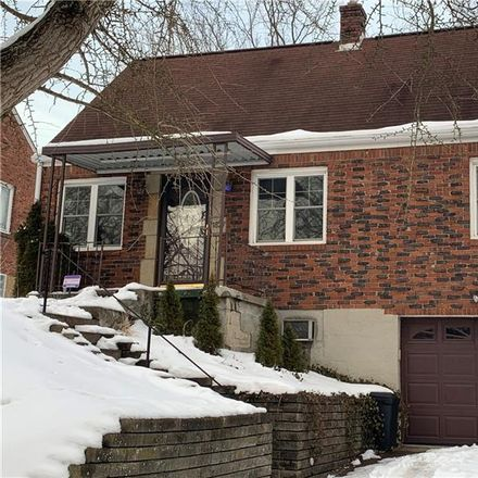 Rent this 3 bed house on 1827 Seaton Street in Pittsburgh, PA 15226