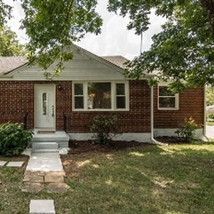 Rent this 1 bed room on 598 West Old Hickory Boulevard in Nashville-Davidson, TN 37115
