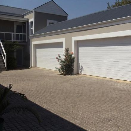 Rent this 3 bed townhouse on Bayside Road in Erasmus Park, Gauteng