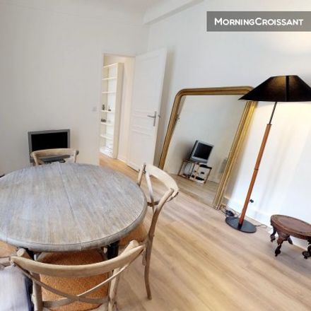 Rent this 1 bed apartment on 42 Rue Fondary in 75015 Paris, France